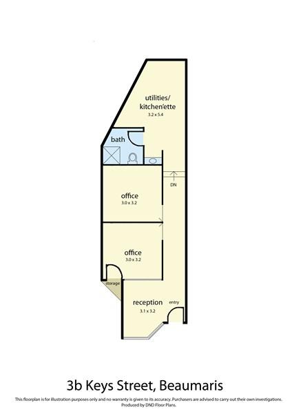 3b Keys Street BEAUMARIS VIC 3193