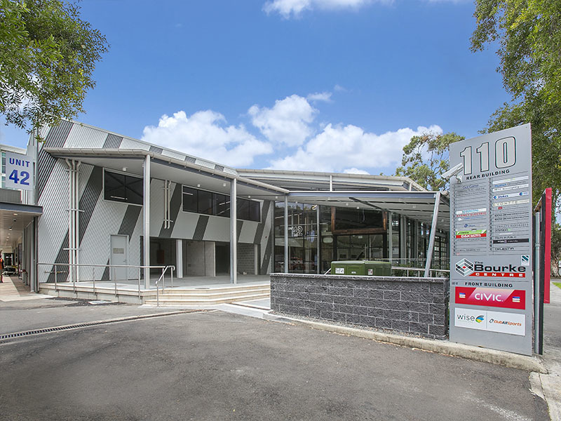 110 - 116 Bourke Road ALEXANDRIA NSW 2015