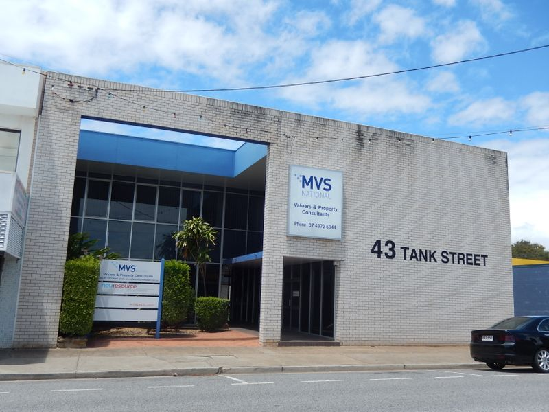 Various Offices/43 Tank Street GLADSTONE CENTRAL QLD 4680