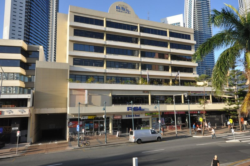 Lot 14/9  Beach Road SURFERS PARADISE QLD 4217