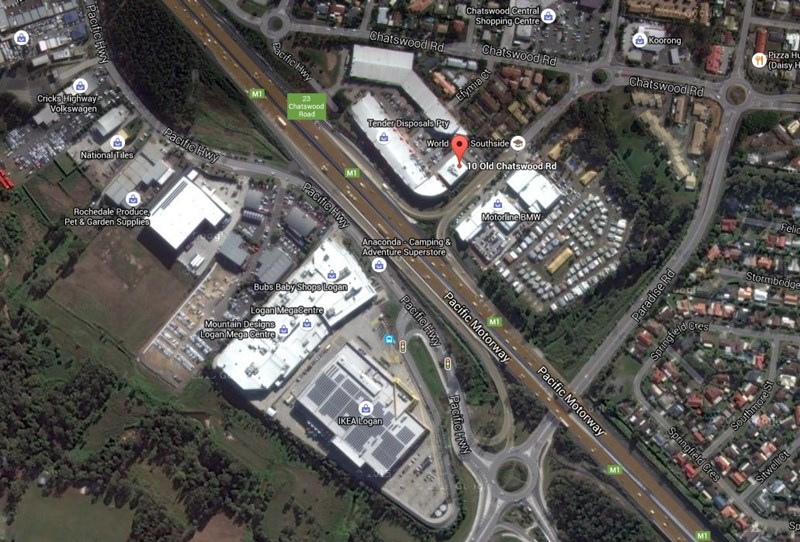 Old Chatswood Road DAISY HILL QLD 4127