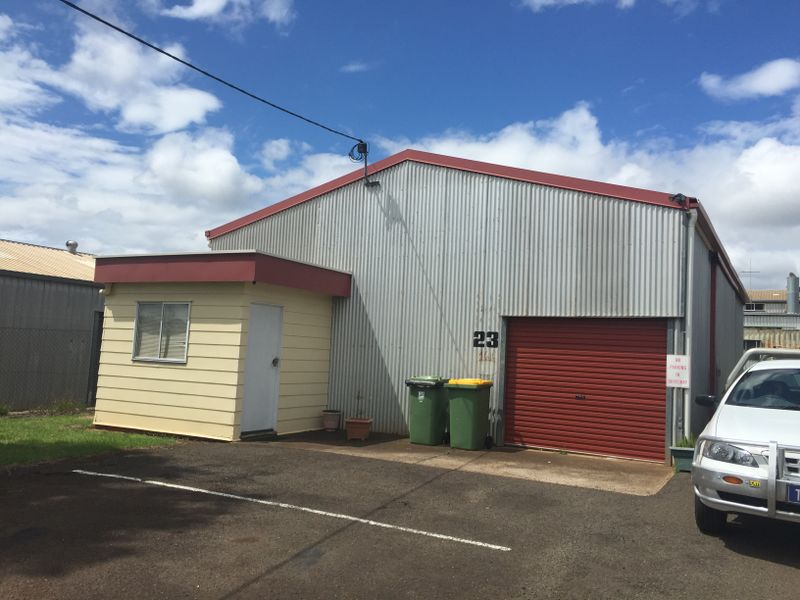 Shed 1/23 Boothby Street DRAYTON QLD 4350