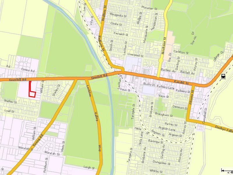 50 (Lot 2) Grenfell Road COWRA NSW 2794