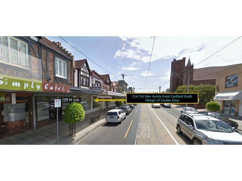 714-716 Glen Huntly Road CAULFIELD SOUTH VIC 3162