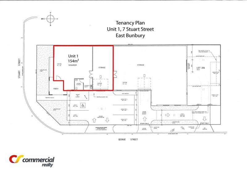 Unit 1/7 Stuart Street BUNBURY WA 6230