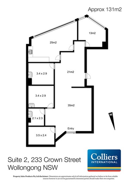 Suite 2 / 233 Crown Street WOLLONGONG NSW 2500