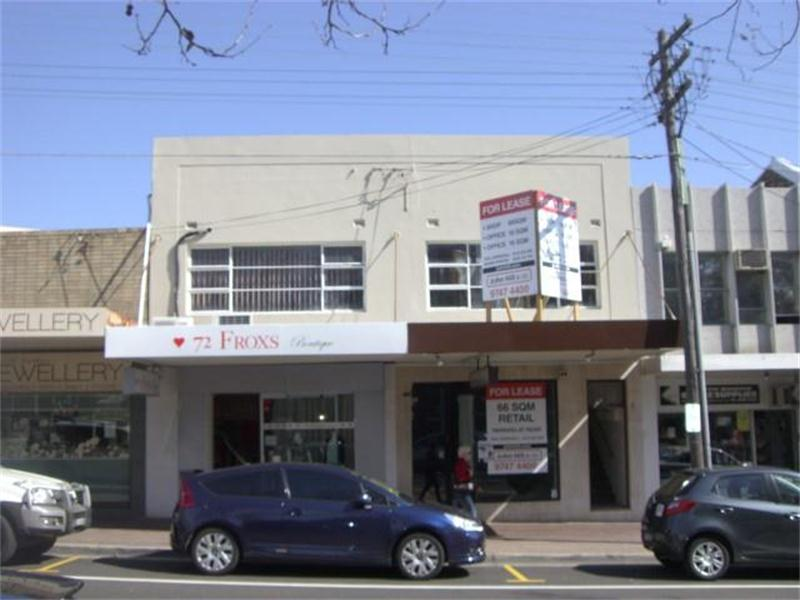6/72a Willoughby Road CROWS NEST NSW 2065