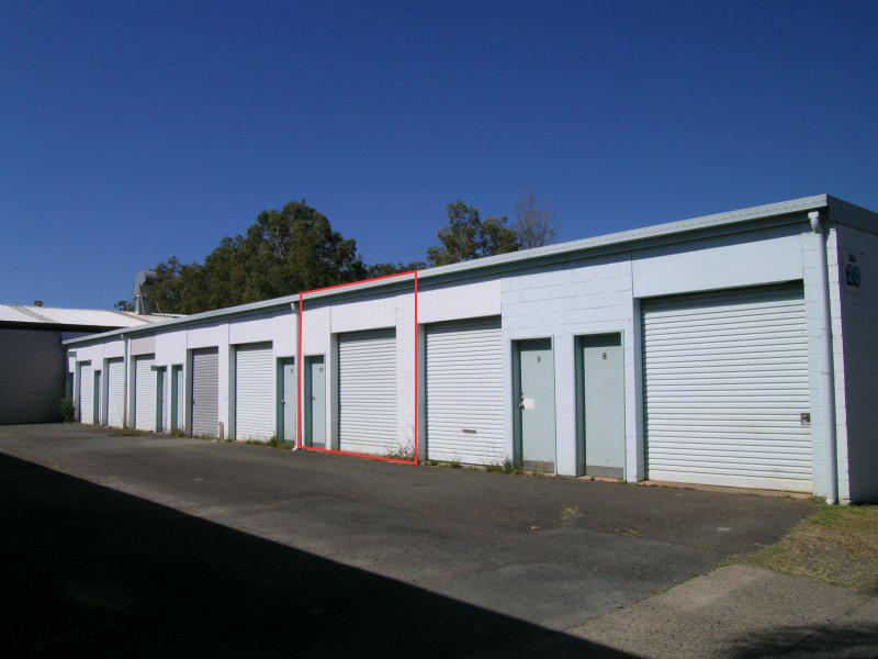 Bay 10/20 Lawson Crescent COFFS HARBOUR NSW 2450