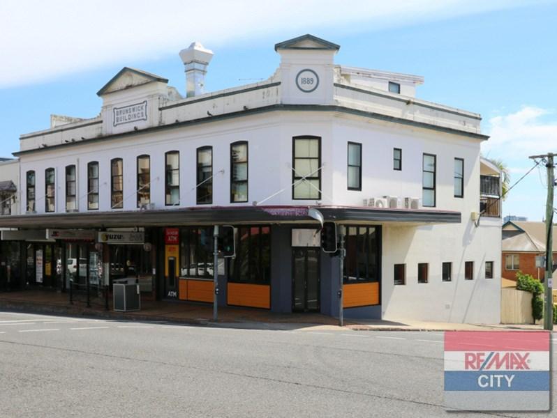 Lots 1,2 & 710 Brunswick Street NEW FARM QLD 4005