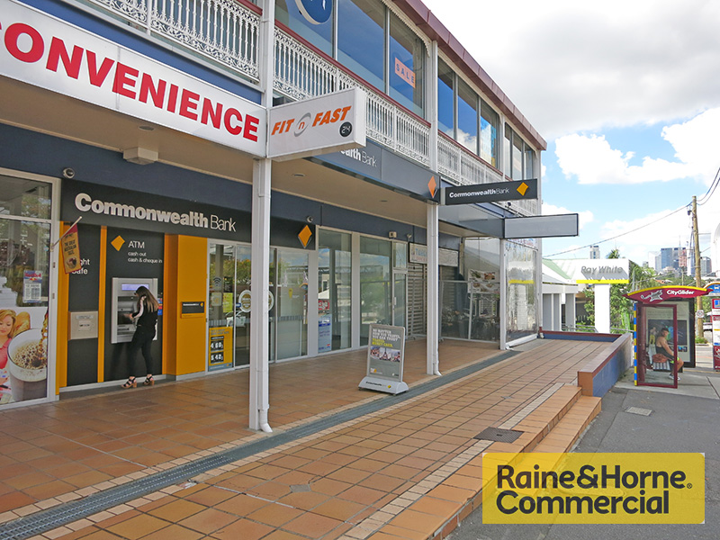 Given Terrace PADDINGTON QLD 4064