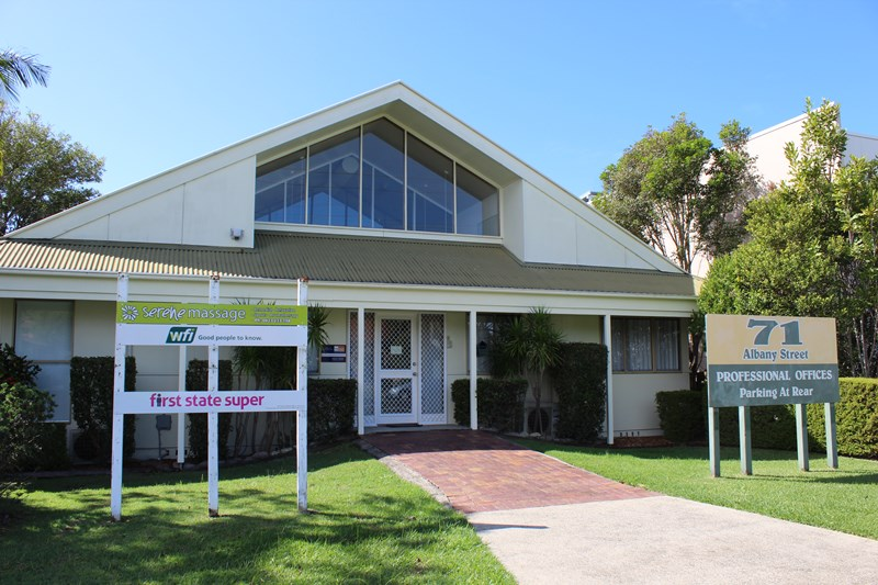 Suite 1/71 Albany Street COFFS HARBOUR NSW 2450