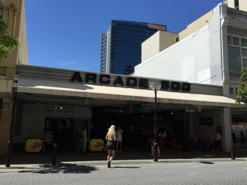ARCADE 800/800 Hay Street PERTH WA 6000