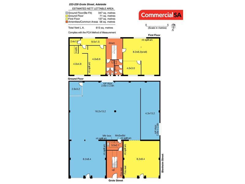 Portion of 223-229 Grote Street ADELAIDE SA 5000
