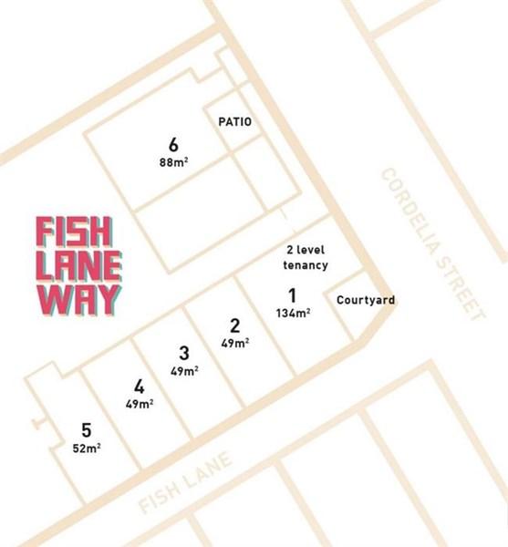 Fish Laneway SOUTH BRISBANE QLD 4101