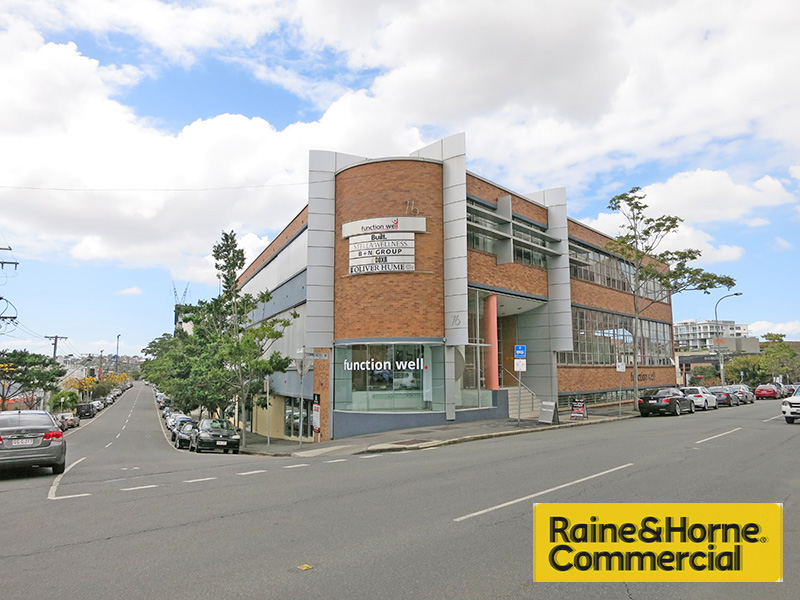 Commercial Road NEWSTEAD QLD 4006