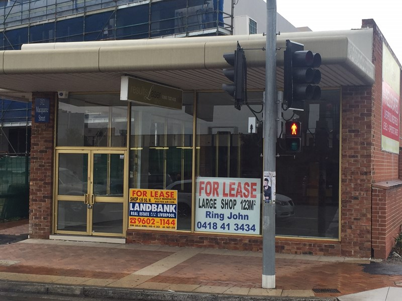 Shop 1/312 Macquarie Street LIVERPOOL NSW 2170