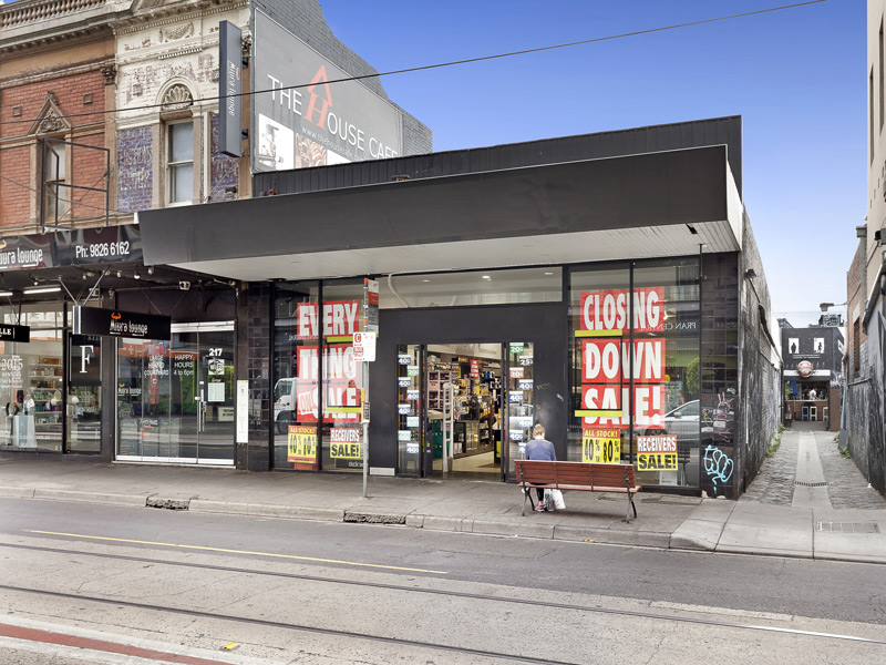 219-221 Commercial Road SOUTH YARRA VIC 3141