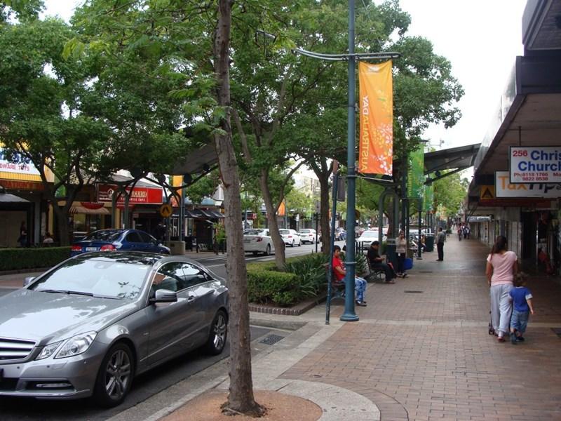 Shop 1/262 Macquarie Street LIVERPOOL NSW 2170