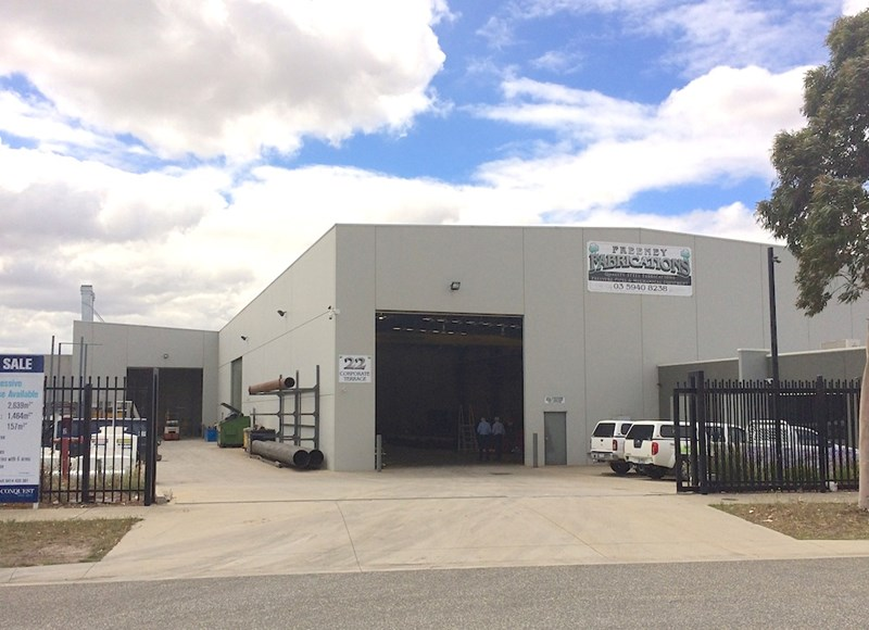 22 corporate terrace pakenham vic 3810 industrial for 1 mcleish terrace pakenham