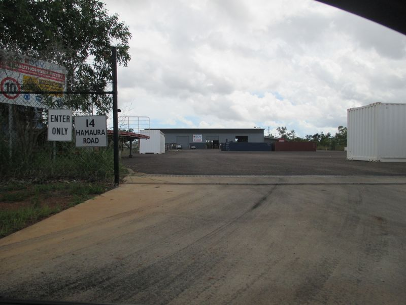 14 Hamaura Street EAST ARM NT 0822