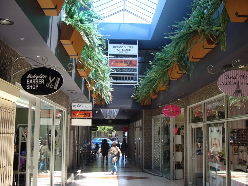 Shop 9/262 Macquarie Street LIVERPOOL NSW 2170