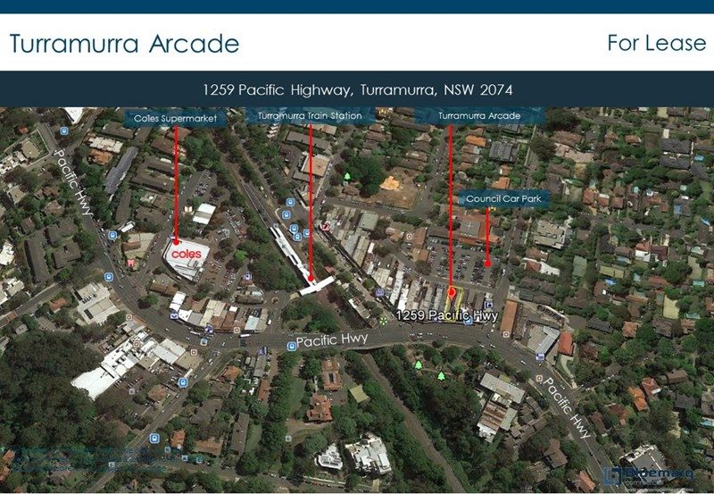 T9/1259 Pacific Hwy TURRAMURRA NSW 2074