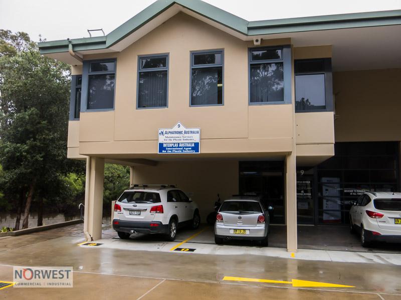 Part 9 A/22 Hudson Avenue CASTLE HILL NSW 2154