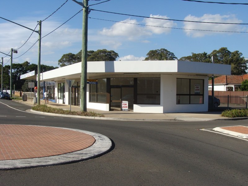 Shop 4/70A Railway Parade GLENFIELD NSW 2167