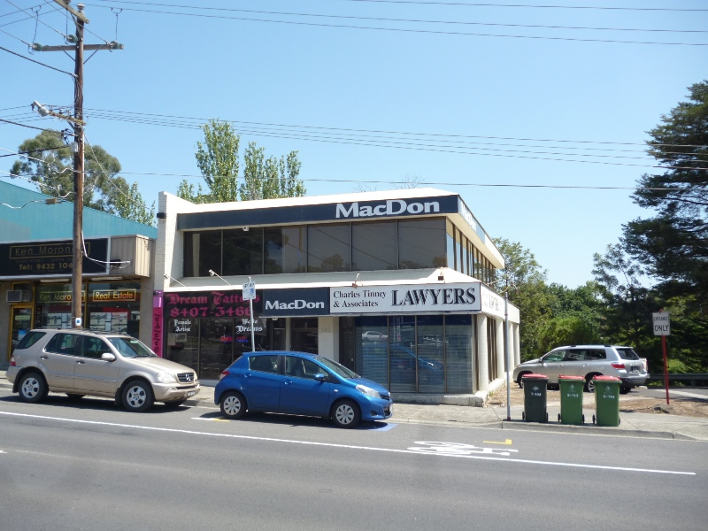 Level 1/143 Main Street GREENSBOROUGH VIC 3088