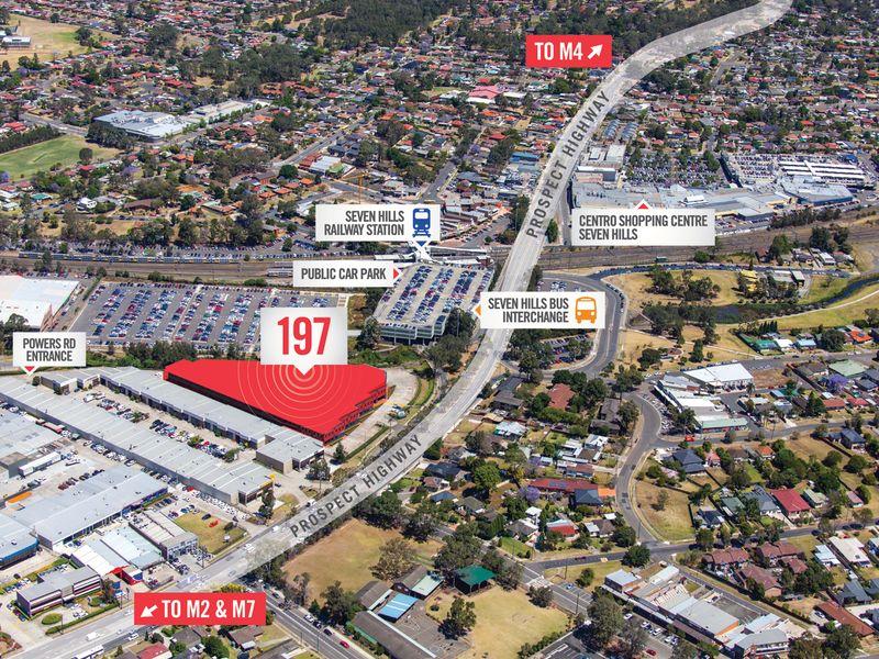 10/197 Prospect Highway SEVEN HILLS NSW 2147