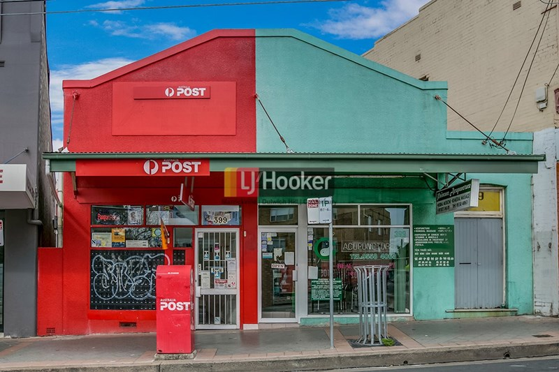 399 and 399A Illawarra Road MARRICKVILLE NSW 2204