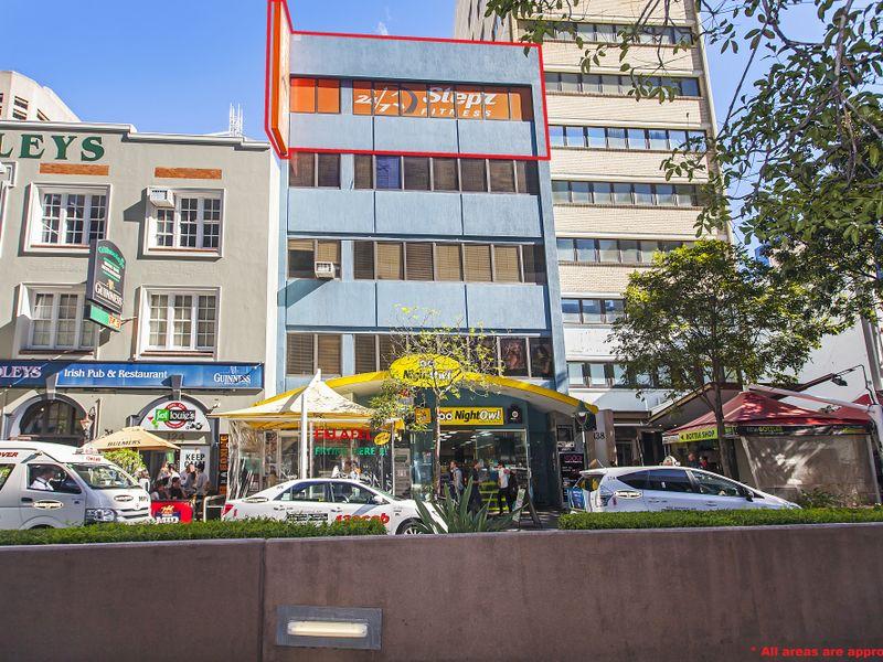 Top Floor/132 Albert Street BRISBANE CITY QLD 4000