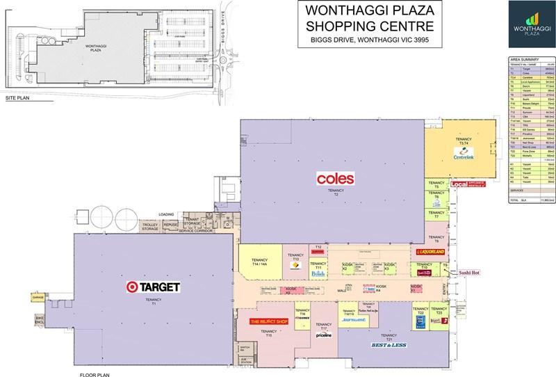 14 a /Wonthaggi Plaza  2 Biggs street  WONTHAGGI VIC 3995
