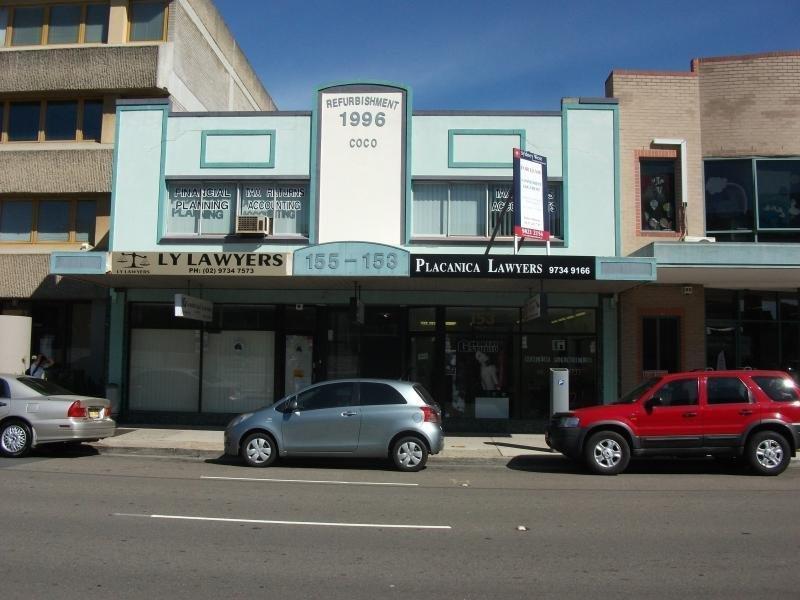Level 1 Suite 5/153 George Street LIVERPOOL NSW 2170