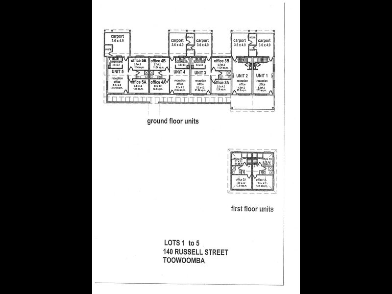 Suite 3/136-140 Russell Street TOOWOOMBA CITY QLD 4350