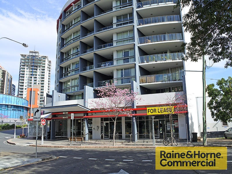 Barry Parade FORTITUDE VALLEY QLD 4006