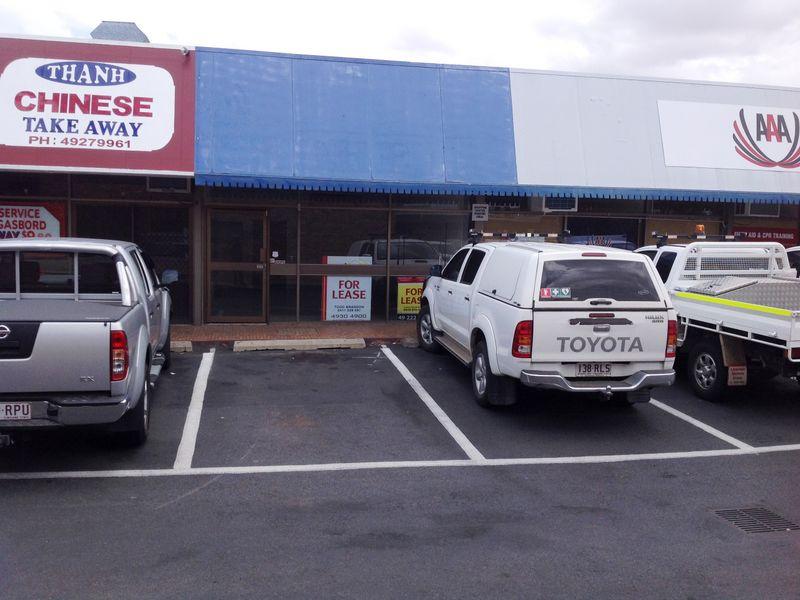 Shop 4/46 Gladstone Road ROCKHAMPTON CITY QLD 4700
