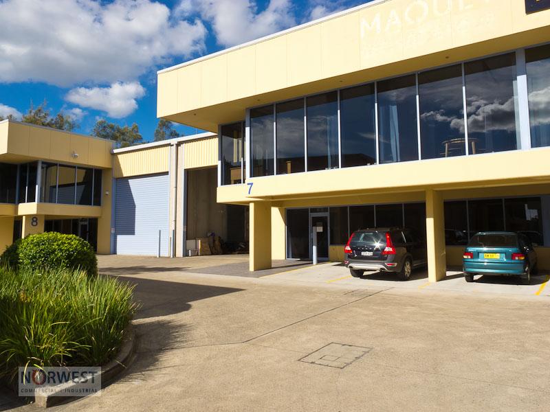 Pt 7 Under/9 Packard Avenue CASTLE HILL NSW 2154
