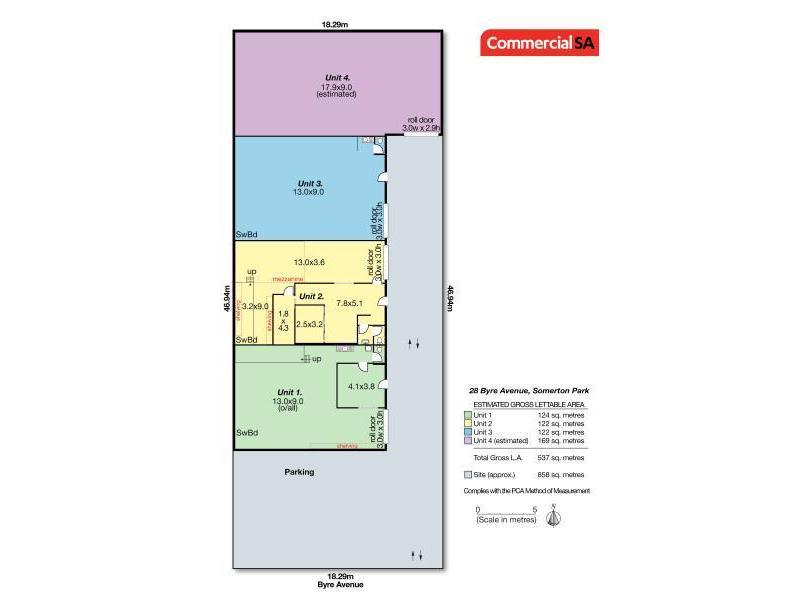 Unit 2 & 3 28 Byre Avenue SOMERTON PARK SA 5044