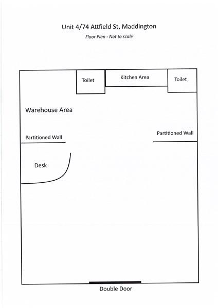 Unit 4/74 Attfield  Street  MADDINGTON WA 6109
