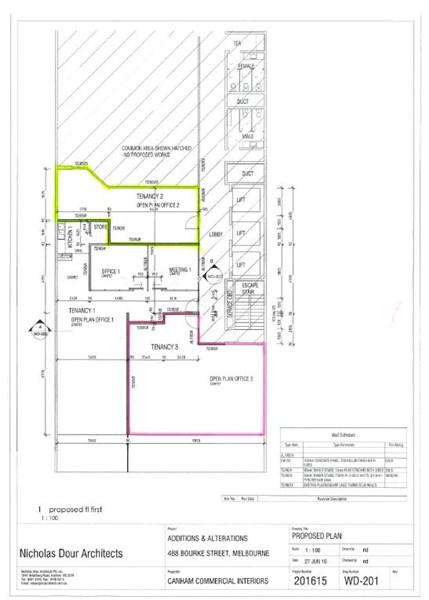 Level 1 488 Bourke Street MELBOURNE VIC 3000