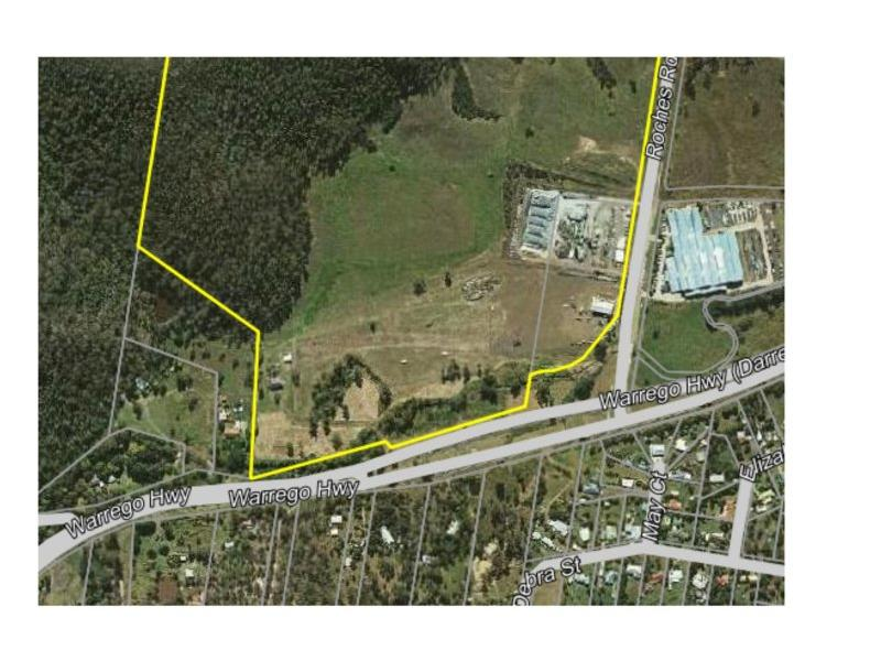 Withcott/Industrial Park 8700 Warrego Highway WITHCOTT QLD 4352