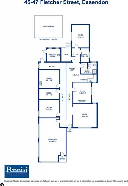 45-47 Fletcher Street ESSENDON VIC 3040