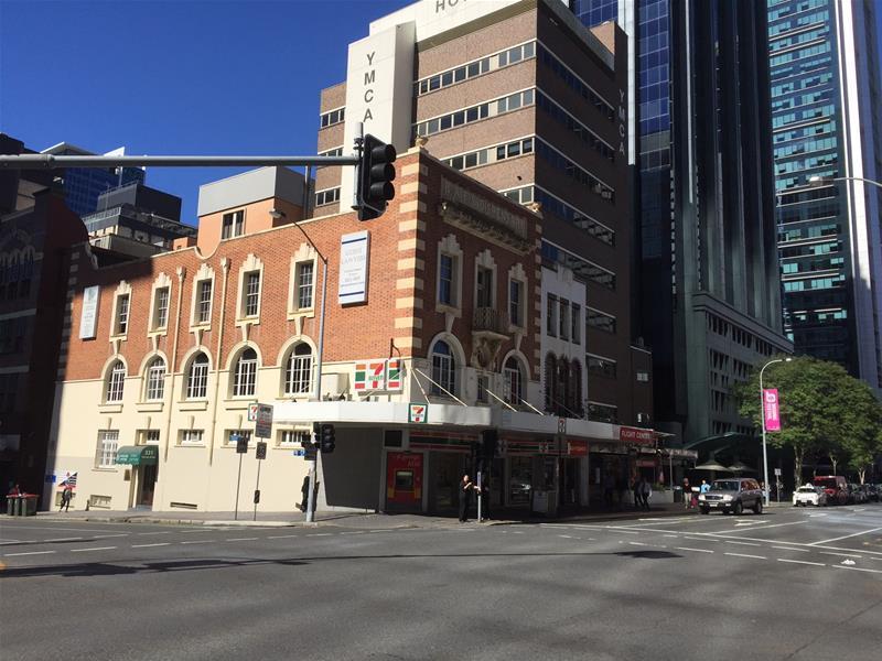 1/372 George Street BRISBANE CITY QLD 4000