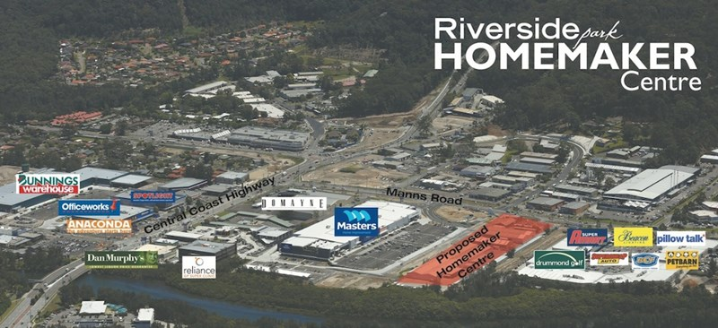 Central Coast HWY andamp; Manns Rd WEST GOSFORD NSW 2250