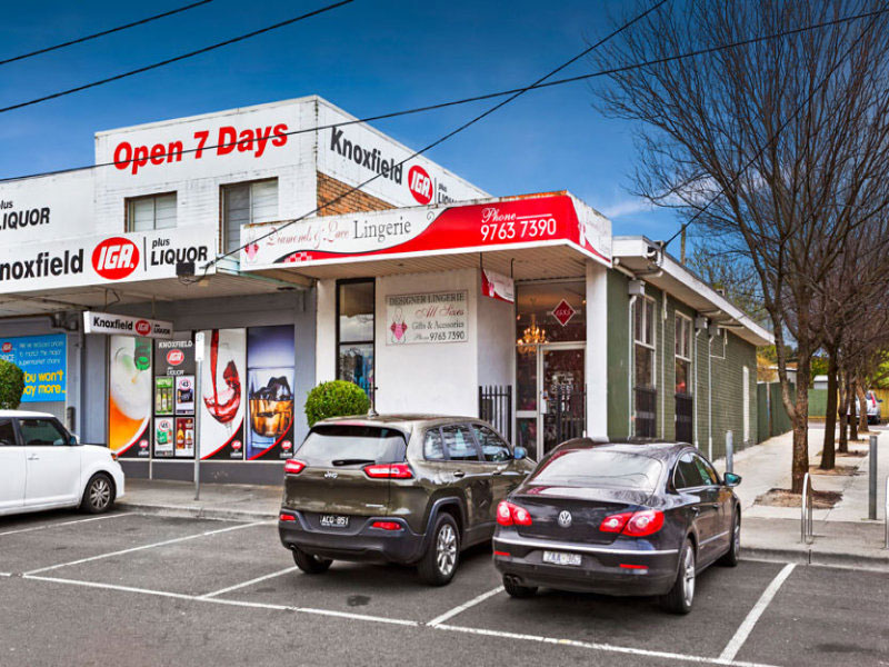 1585 Ferntree Gully Road KNOXFIELD VIC 3180
