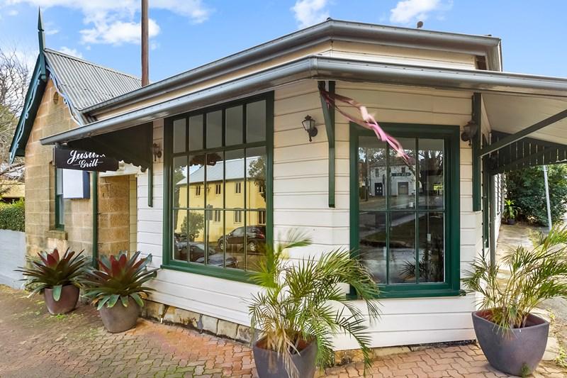 Restaurant/54 Alexandra Street HUNTERS HILL NSW 2110