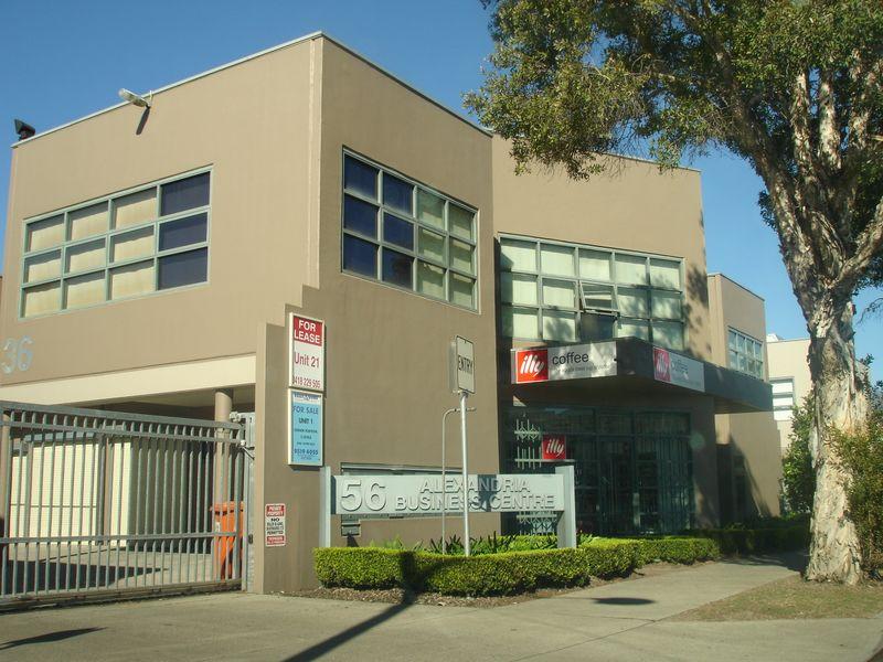 10/56 O'Riordan Street ALEXANDRIA NSW 2015