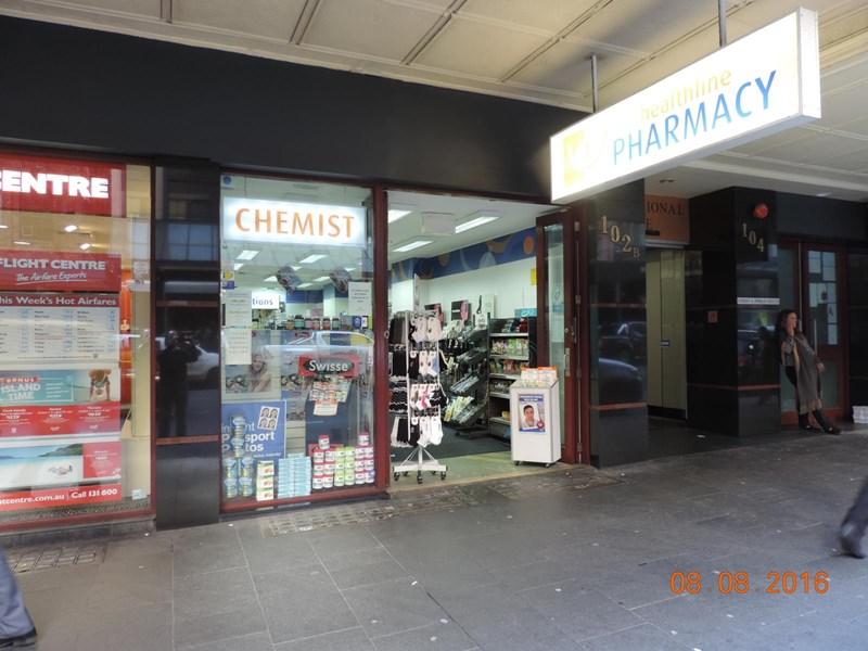 Shop 102B/104 BATHURST STREET SYDNEY NSW 2000