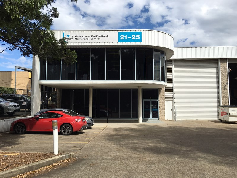 Silverwater Road SILVERWATER NSW 2128